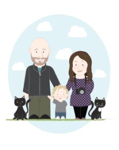 kamikazefliegenfamilie