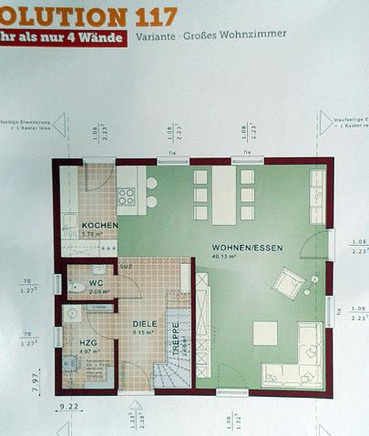 Musterhaus innenausstattung  Bien Zenker BOS Haus verspricht Bauen ohne Stress