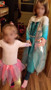 Mädchenträume: Fee & Prinzessin