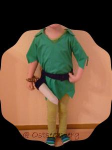 Passt thematisch genau dazu: Peter Pan!