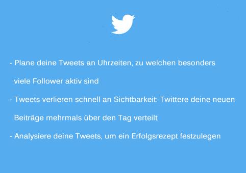 tweets-planen