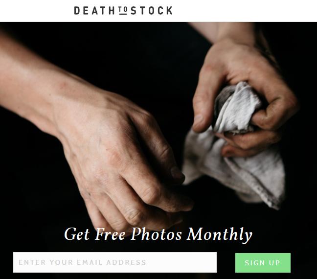death-stock-photo