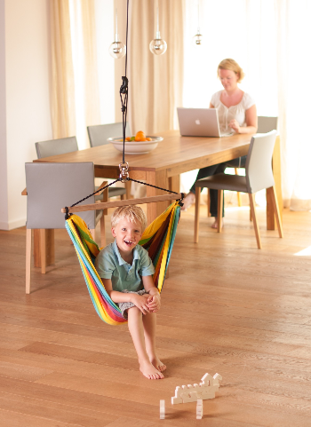 hangeschaukel kinderzimmer, was kinder wirklich wollen: hängeschaukel, Design ideen