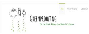 Greenproofing