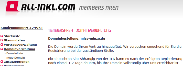 1.schritt-domain