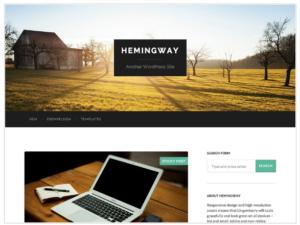 hemingway-theme