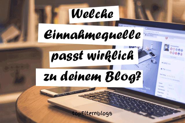 Möglichkeiten, mit eigenem Blog Geld zu verdienen