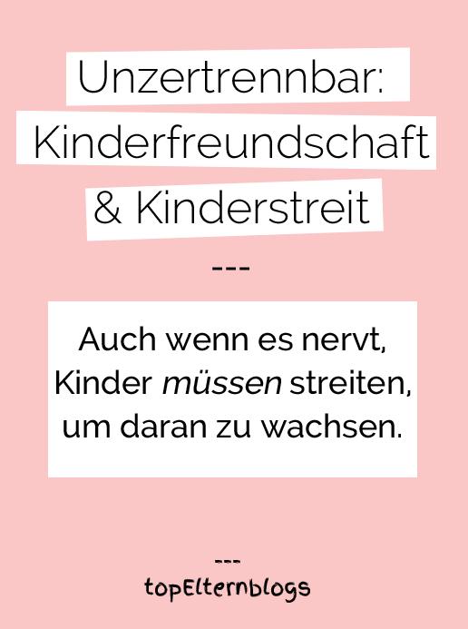 streit unter kindern