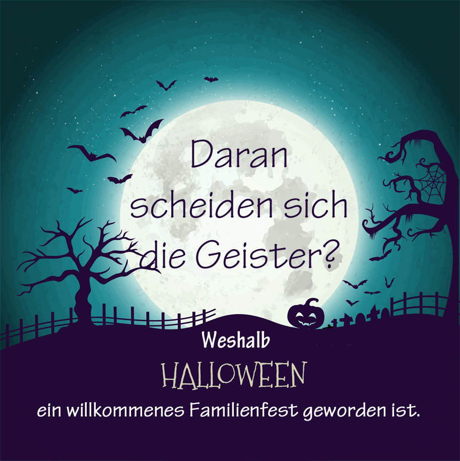 Halloween feiern
