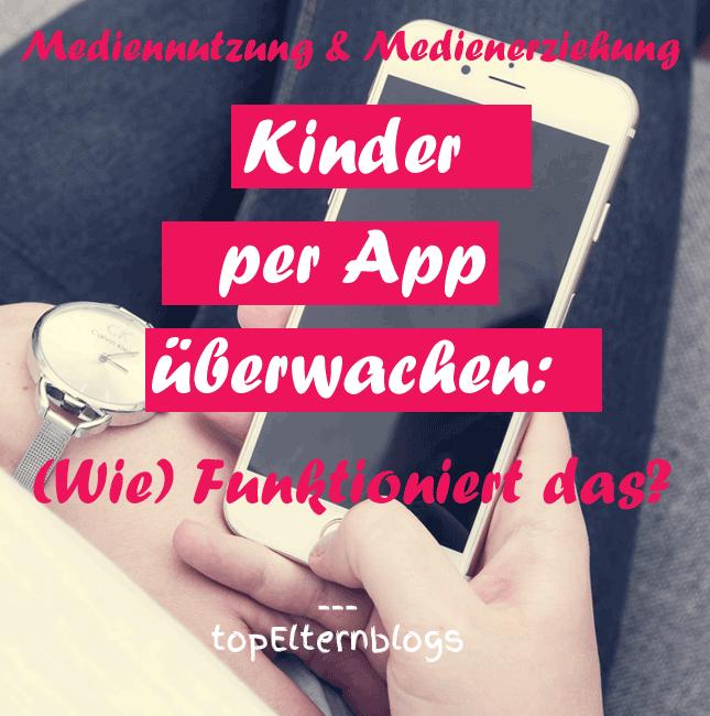 kinder überwachen app