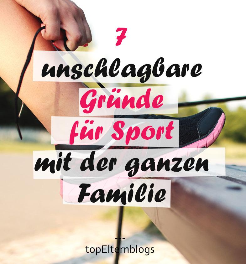 familiensport: sportarten und vorteile