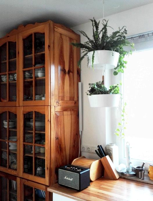 Blumenampel Ikea