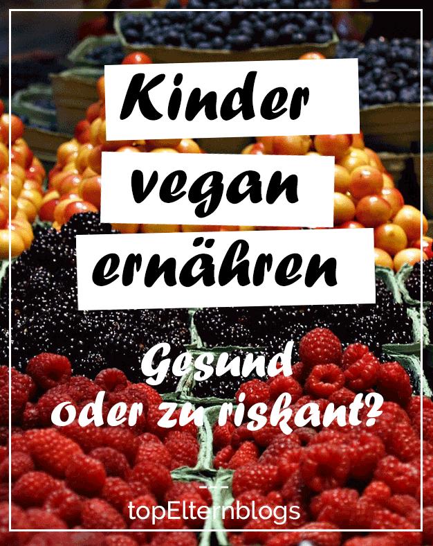 kinder vegan ernähren