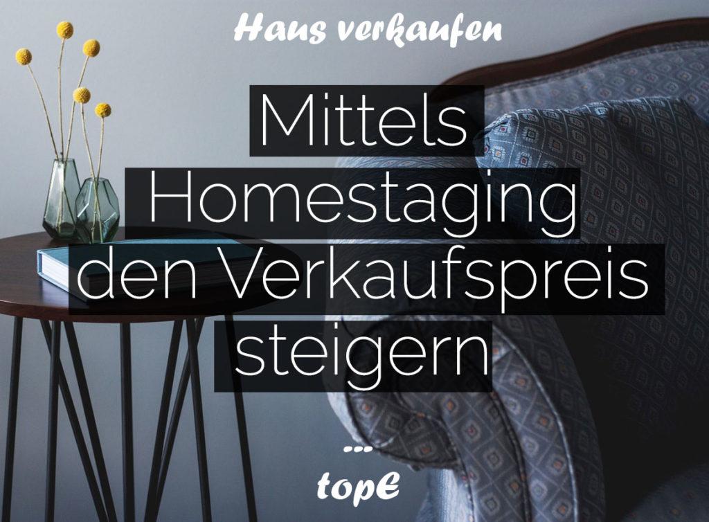 Haus für Verkauf herrichten, Homestaging