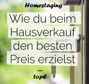Was ist Homestaging