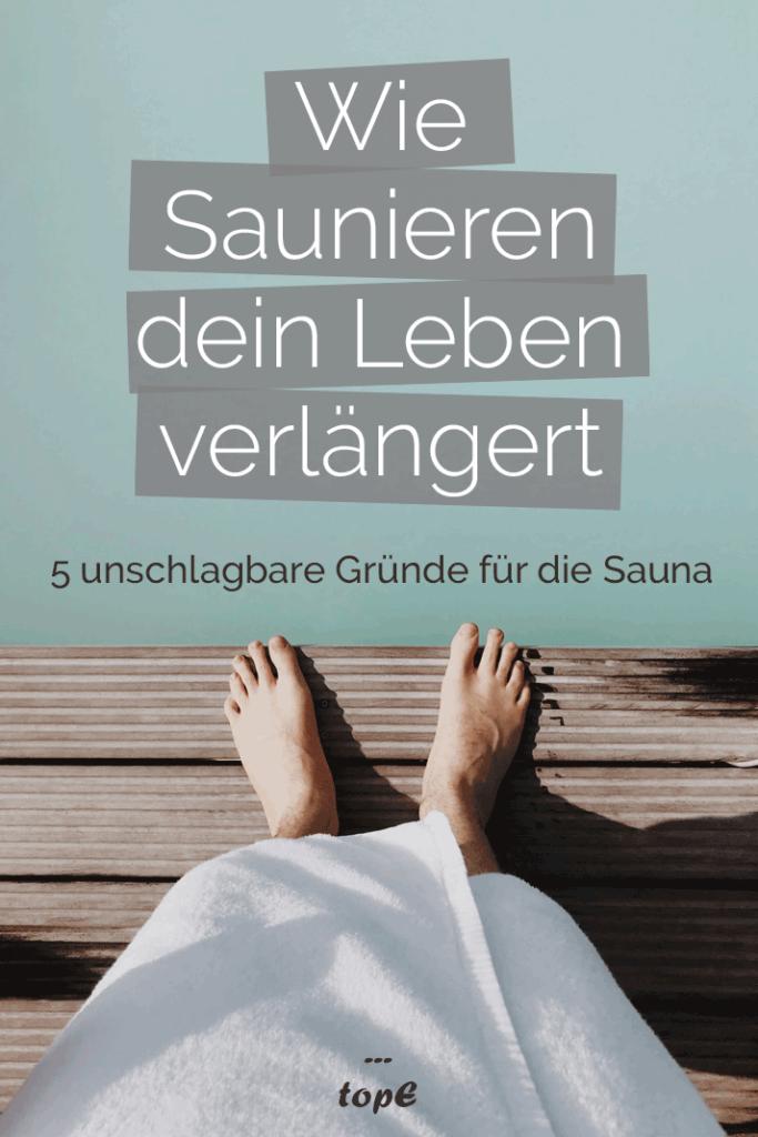 warum sauna gesund ist