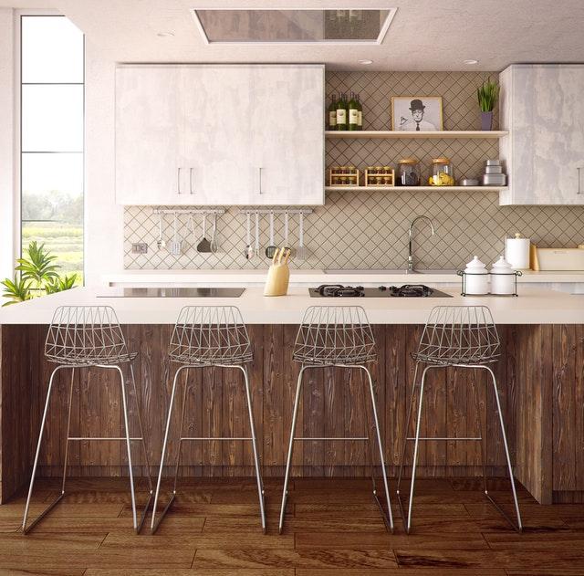 küchenrückwand material