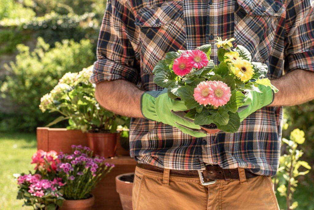 warum gärtnern glücklich macht